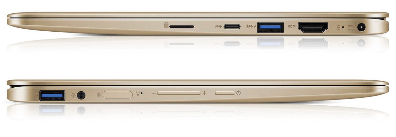 ASUS VivoBook Flip 12 TP203MAH Maksymalna elastyczność dzięki USB-C