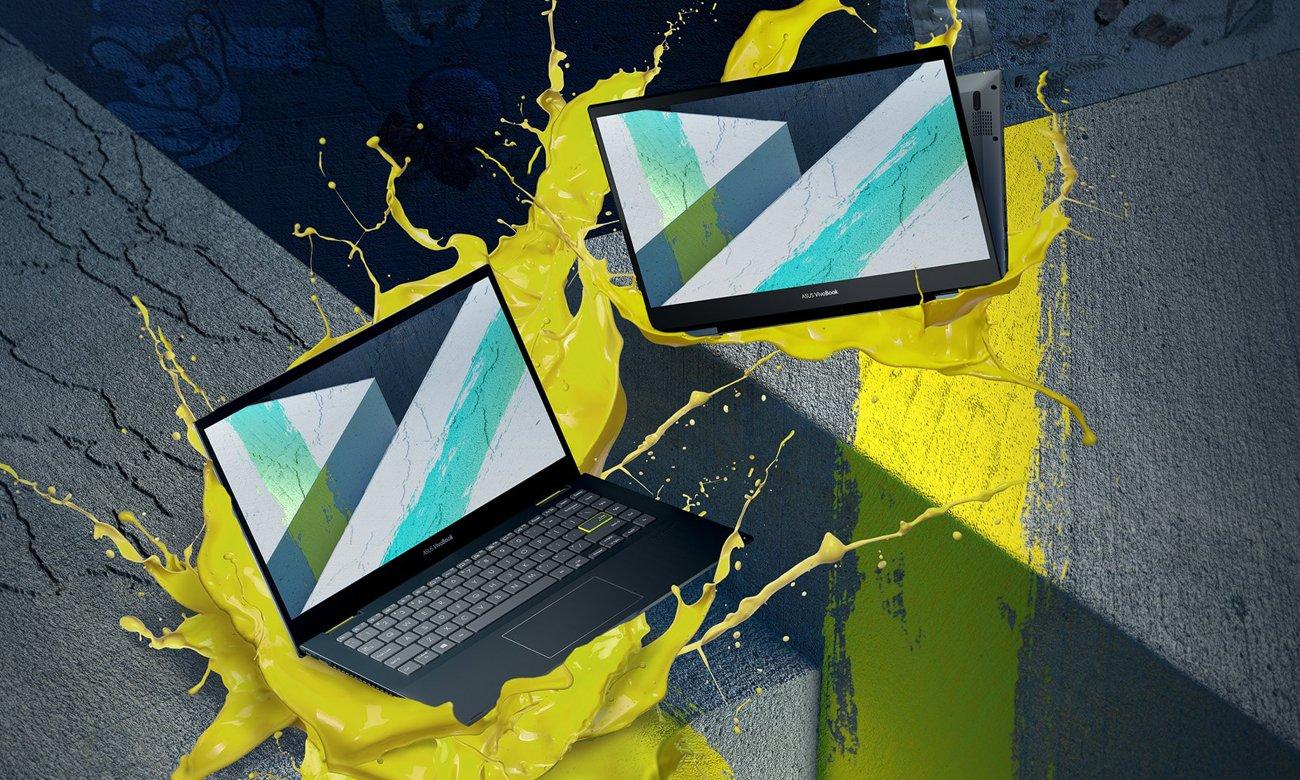 Laptop ultramobilny ASUS VivoBook Flip 14 TM420IA
