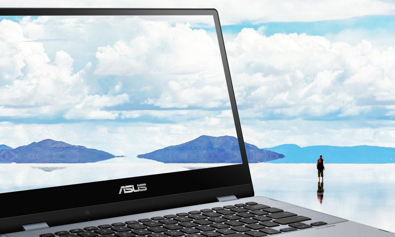 ASUS VivoBook Flip 14 TP412UA Dotykowy ekran NanoEdge IPS