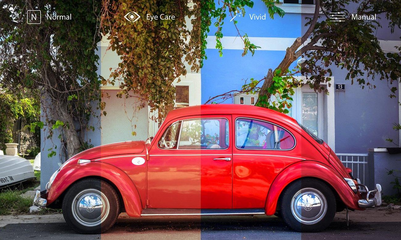 ASUS VivoBook Flip 14 TP412UA Bogaty świat kolorów oraz idealna jakość obrazu