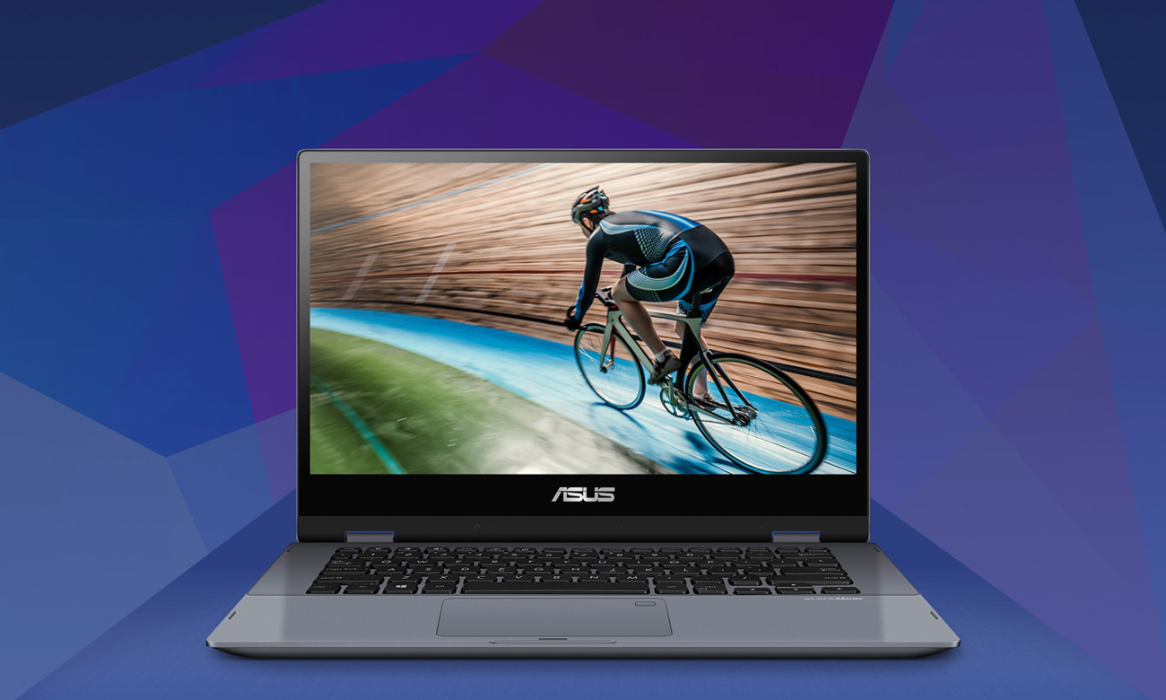 ASUS VivoBook Flip 14 TP412UA Niesamowita moc Maksymalna wydajność