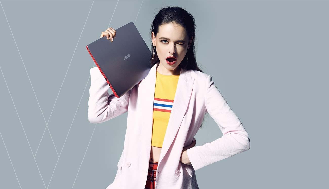 Procesor intel Core i3 ósmej generacji w ASUS VivoBook S14