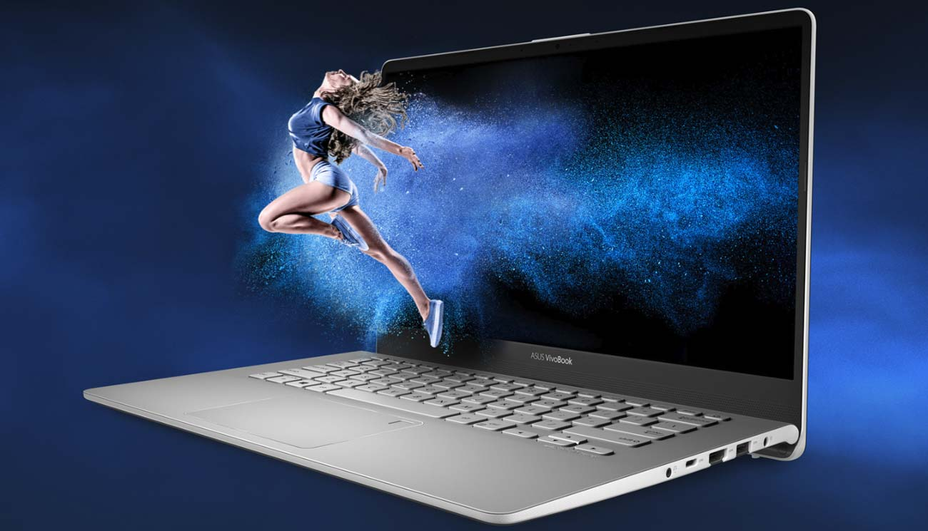 ASUS VivoBook S14 wydajność