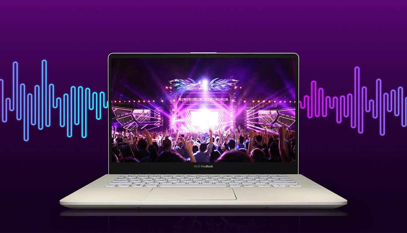 ASUS VivoBook S14 SonicMaster