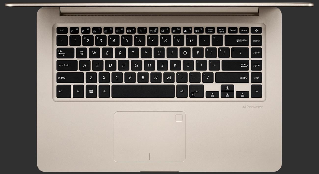 ASUS VivoBook S15 S510UQ podświetlana klawaitura