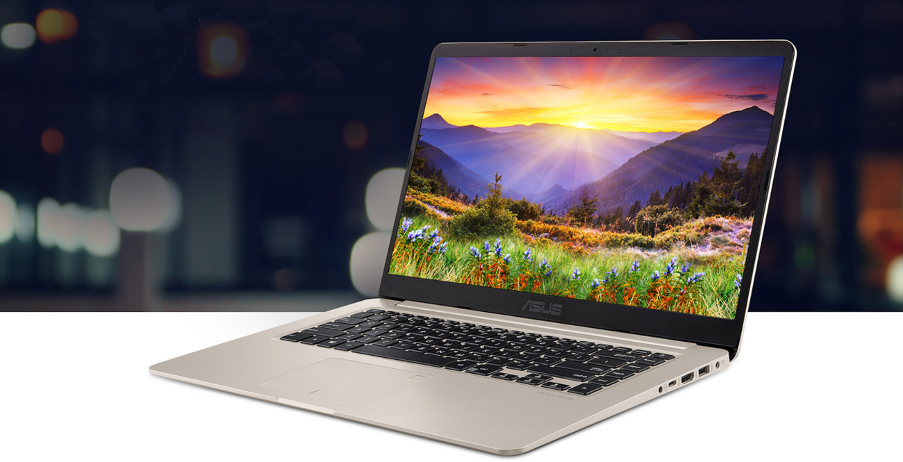 ASUS VivoBook S15 S510UQ asus splendid
