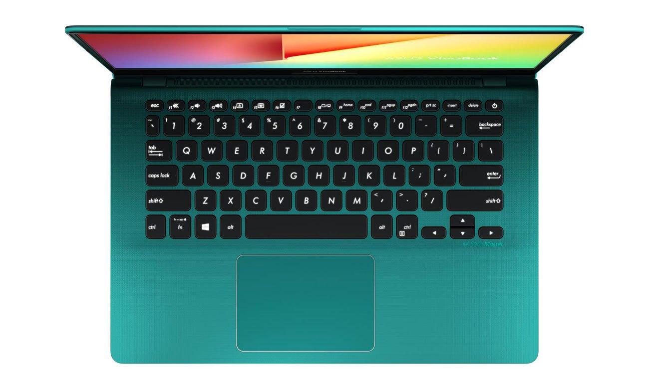USB Type-C ™ fast-charging VivoBook S14