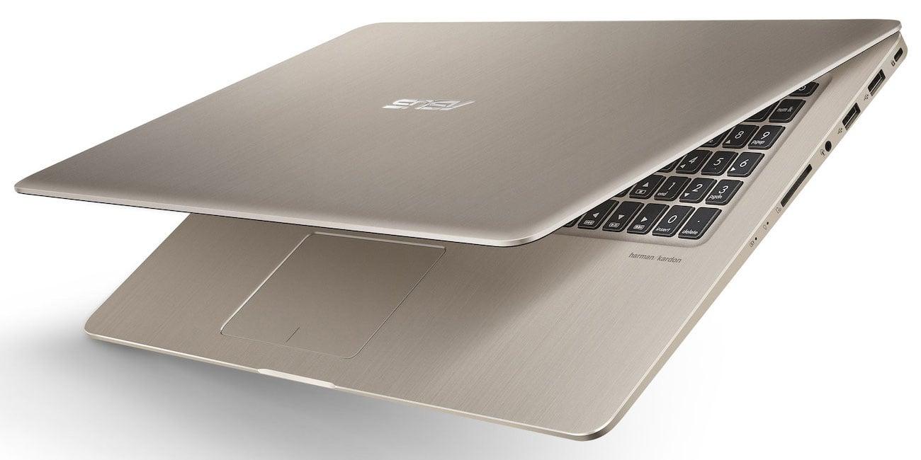 ASUS VivoBook Pro 15 N580VD Aluminiowy design