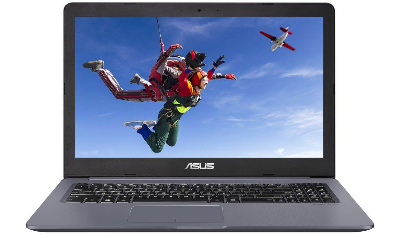 ASUS VivoBook Pro 15 N580VD Full HD, ASUS Splendid, szerokokątny ekran, paleta kolorów