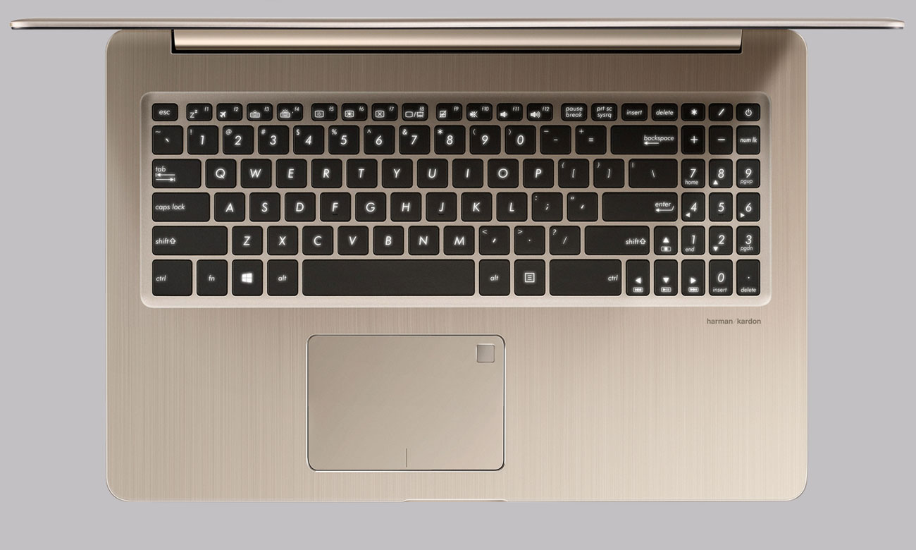 ASUS VivoBook Pro 15 N580GD podświetlana klawiatura