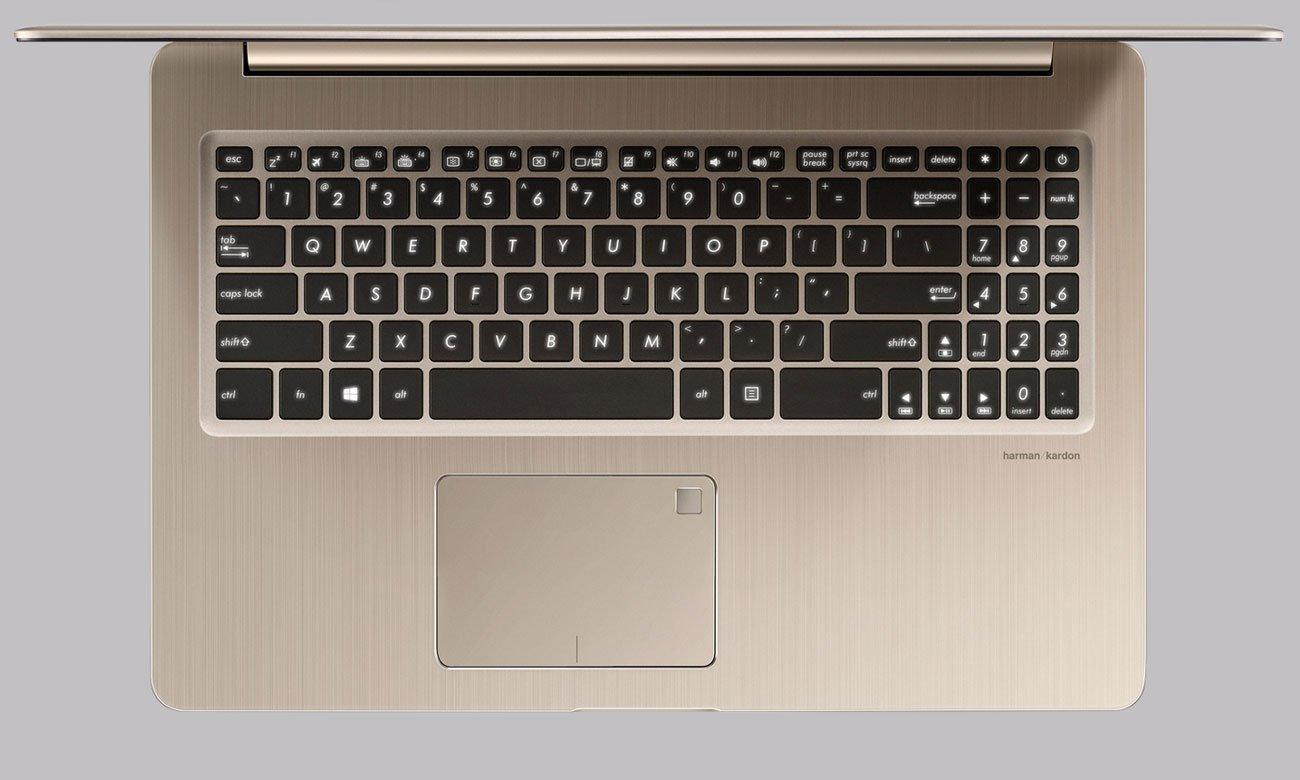 ASUS VivoBook Pro 15 N580GD підсвічування клавіатури