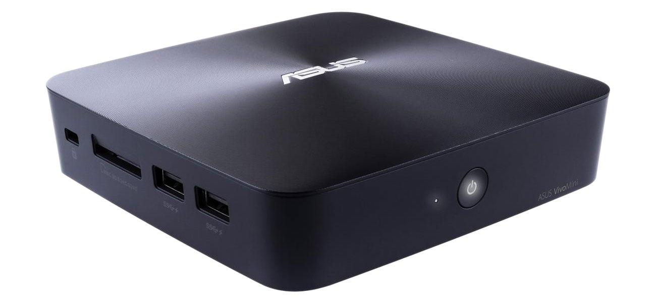 Asus VivoMini UN62 Układ graficzny Intel HD Graphics