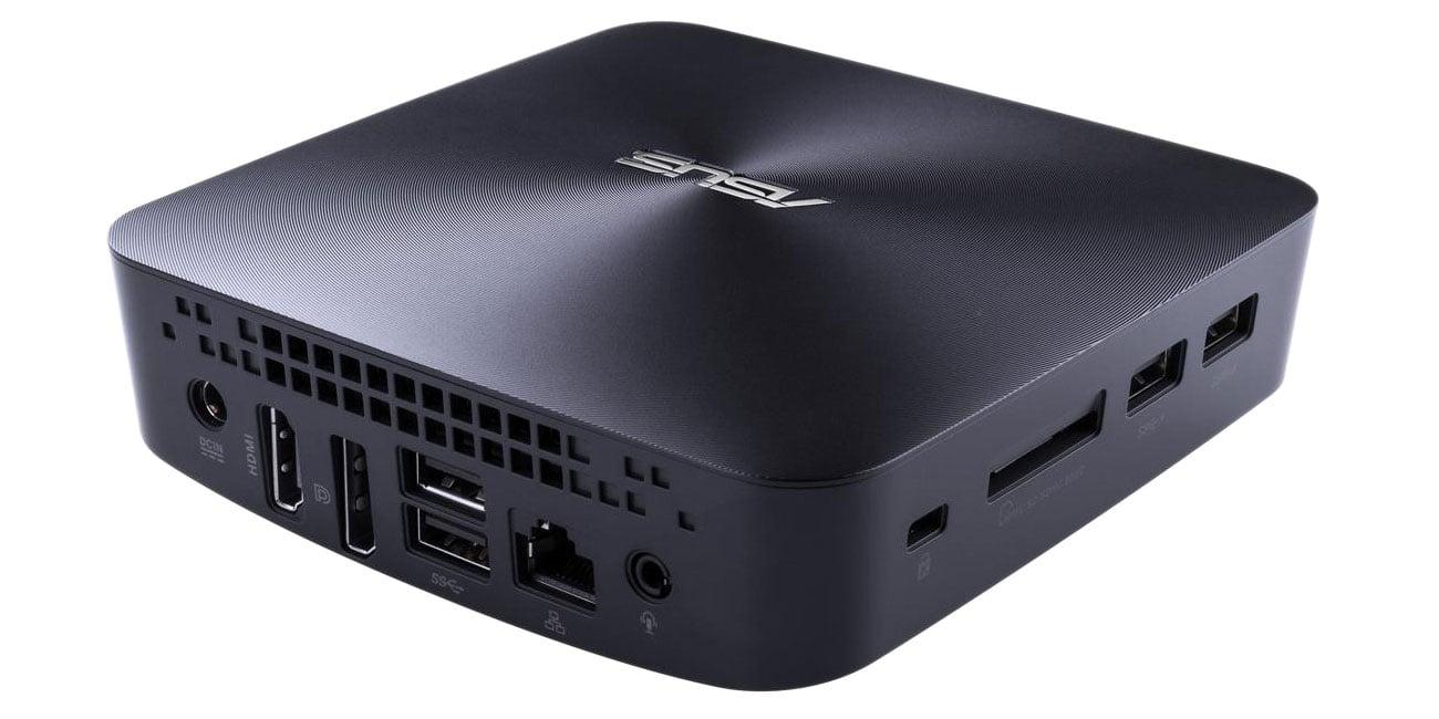 Asus VivoMini UN62 Szybsze, stabilniejsze połączenia internetowe