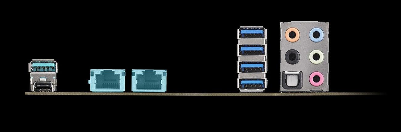 ASUS WS X299 SAGE 10G Intel 10G LAN