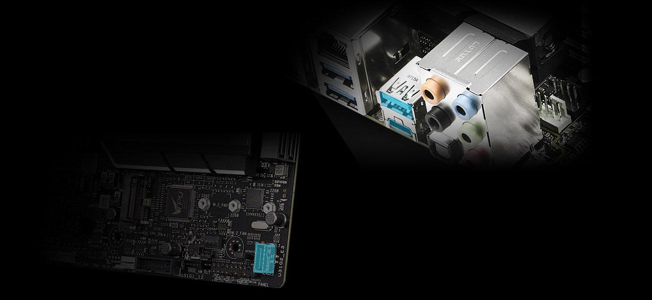 ASUS WS X299 SAGE USB 3.1 Gen2