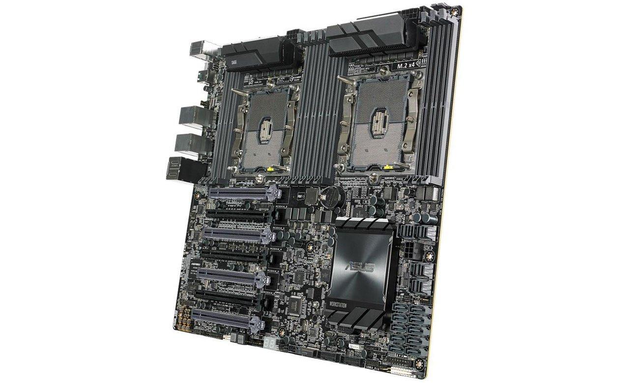 ASUS WS C621E SAGE Rekord wydajności z podkręcaniem procesorów Xeon