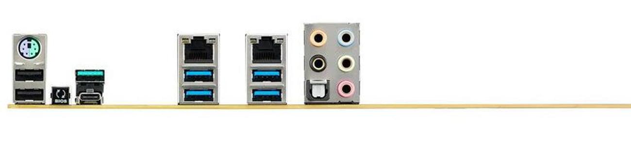 ASUS WS C621E SAGE Ekskluzywne audio z kodekiem Realtek