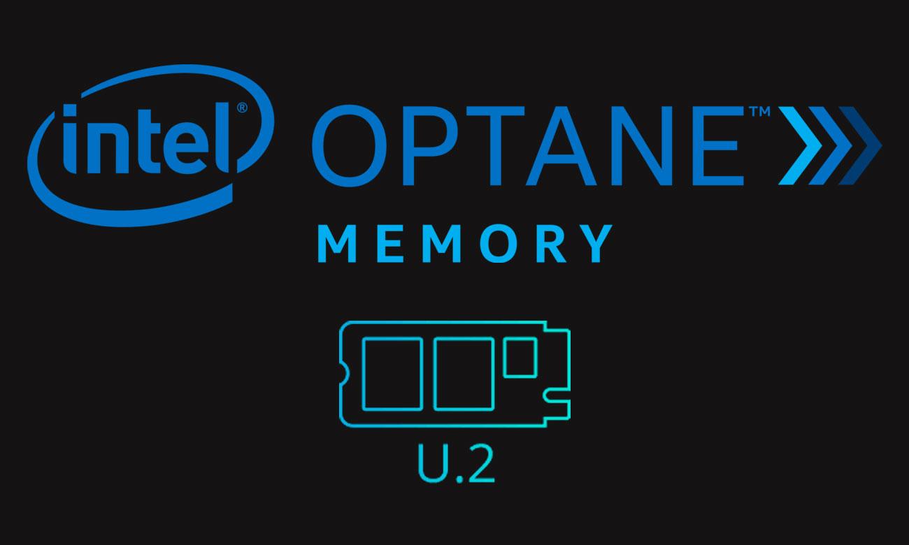 ASUS WS X299 PRO/SE Obsługa pamięci Intel Optane, Gniazdo U.2