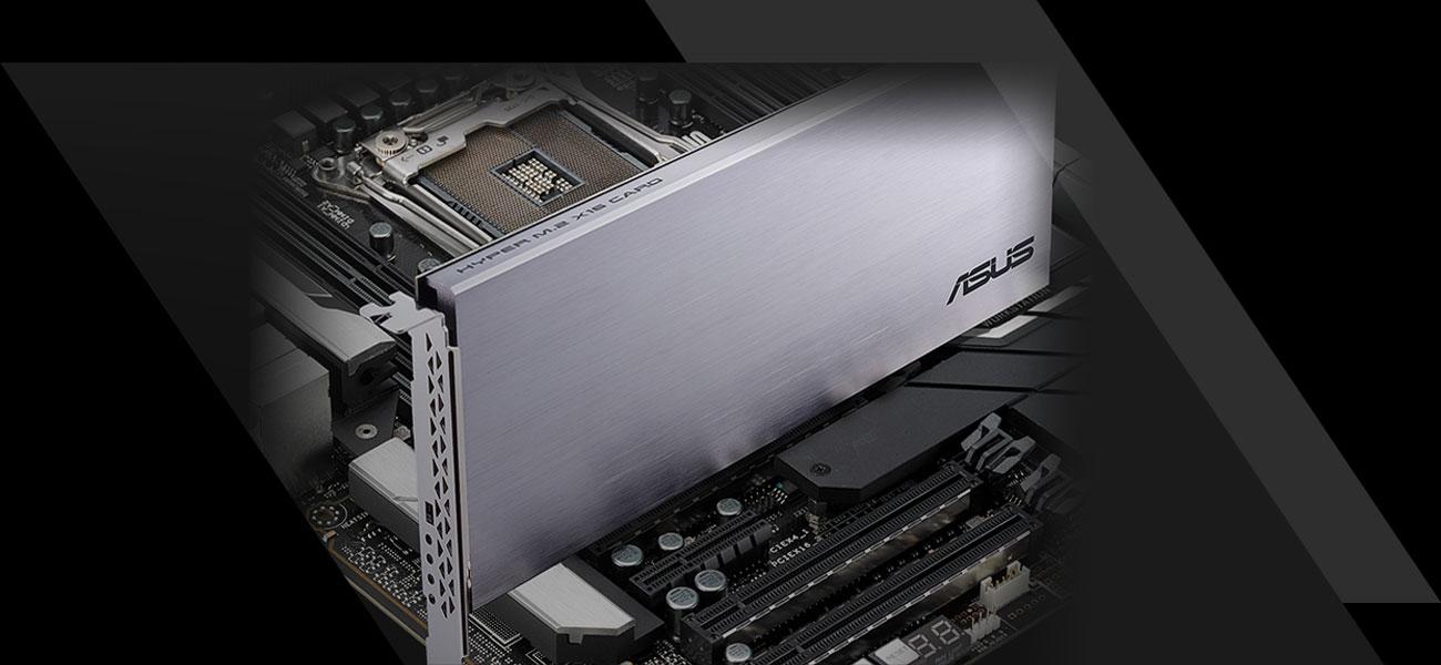 ASUS WS X299 PRO Aktualizuj swój RAID VROC