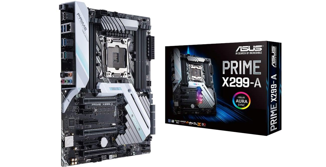 Płyta główna Socket 2066 ASUS PRIME X299-A (DDR4)