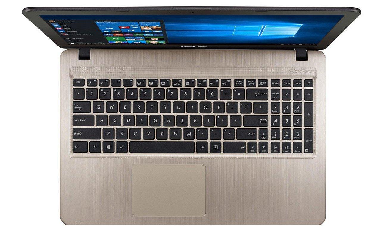 klawiatura w laptopie ASUS X540