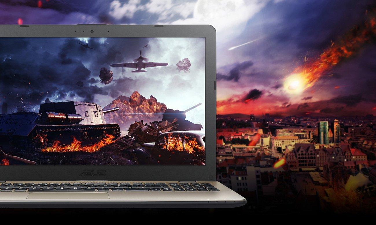 ASUS VivoBook 15 R542UA układ graficzny intel uhd graphics