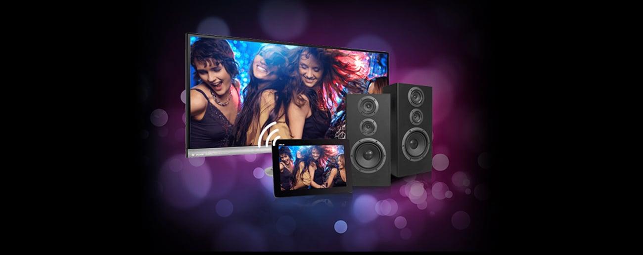 Płyta główna ASUS X99 - Media Streamer