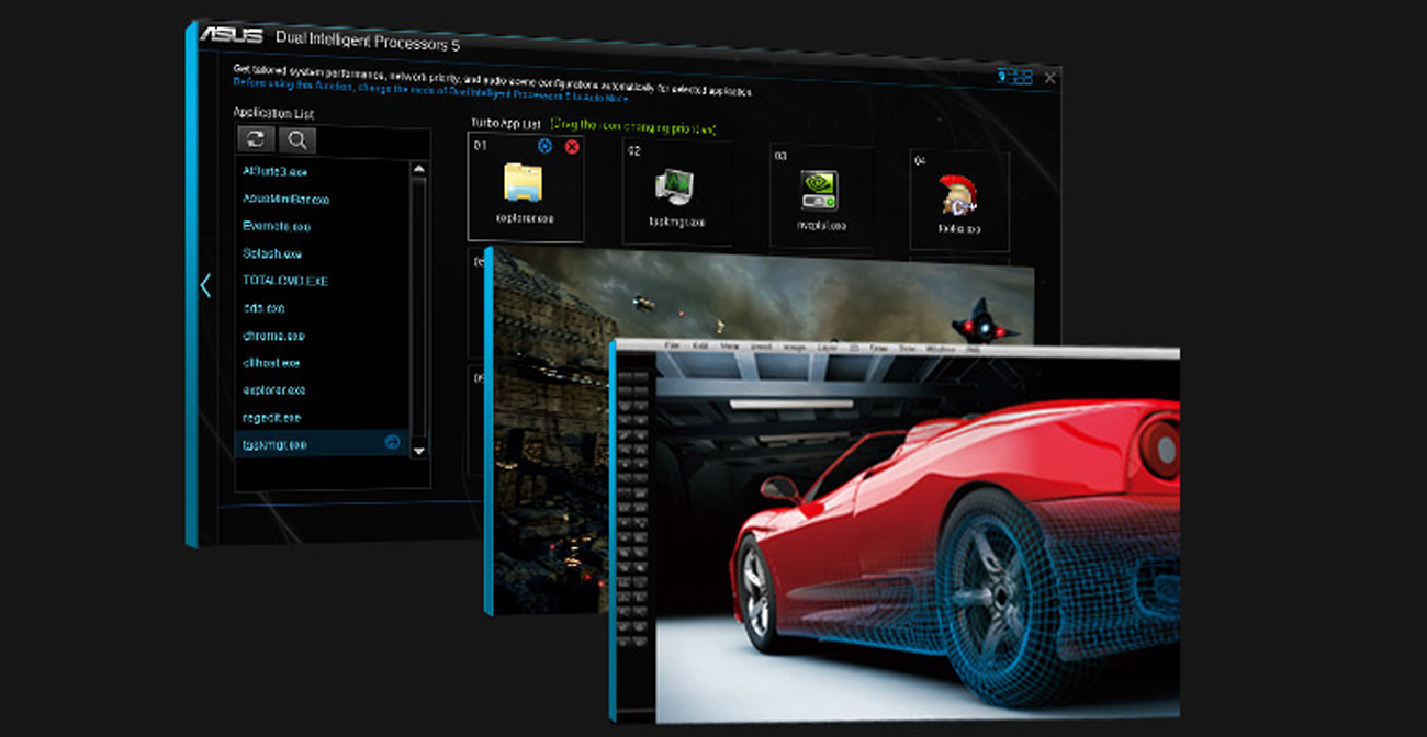 ASUS X99-E Turbo App