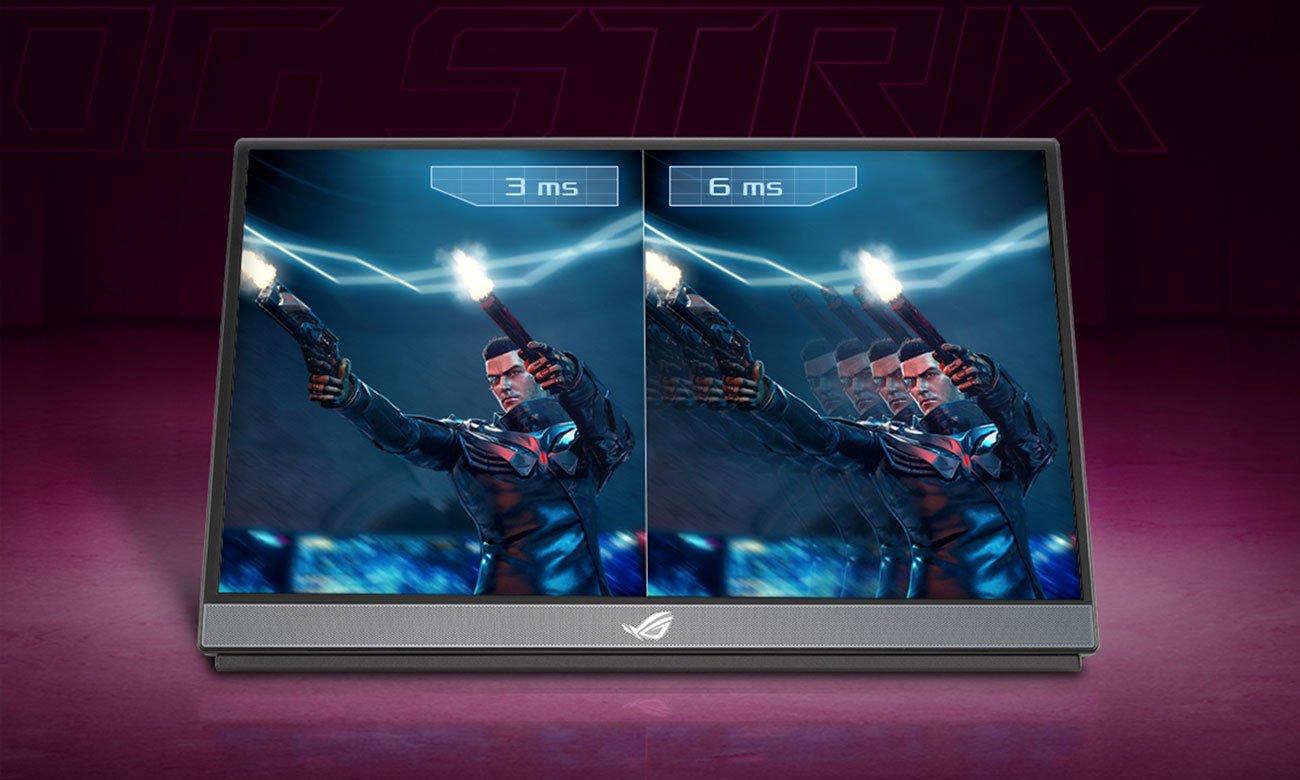 Monitor przenośny dla graczy ASUS ROG STRIX XG17AHPE