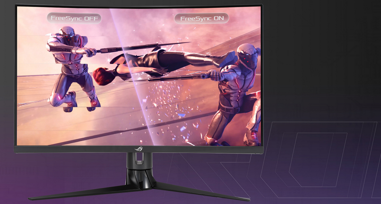 Technologia AMD FreeSync™ Premium Pro