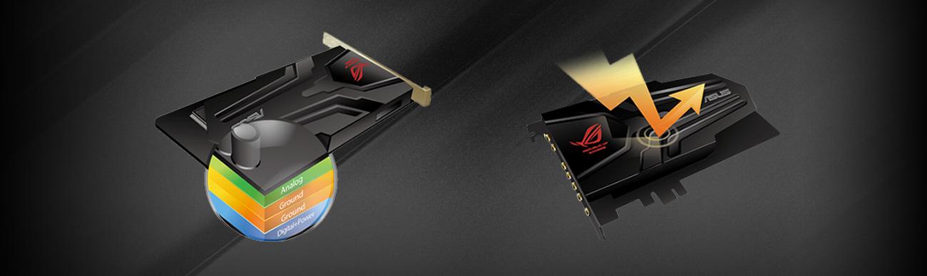 Karta muzyczna ASUS Xonar Phoebus Solo PCI-E