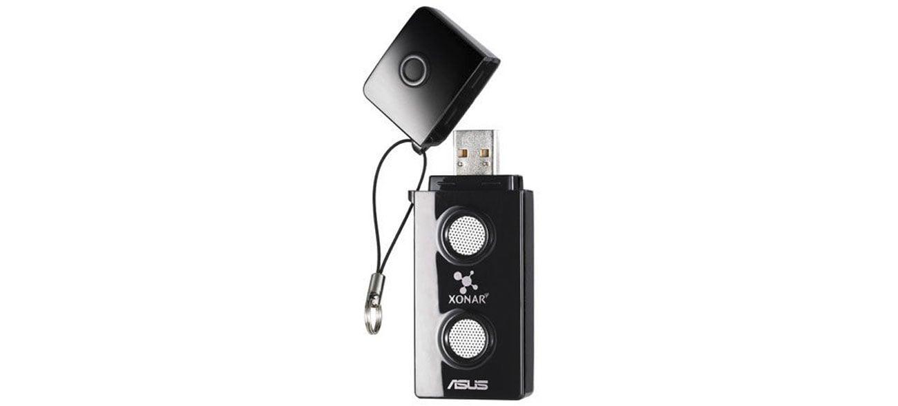 Karta muzyczna ASUS Xonar U3 USB