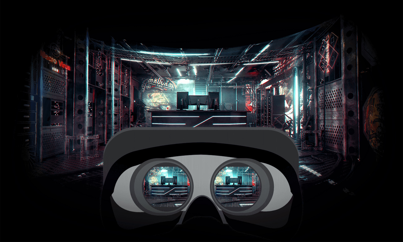 ASUS Z270E GAMING Wirtualna rzeczywistość