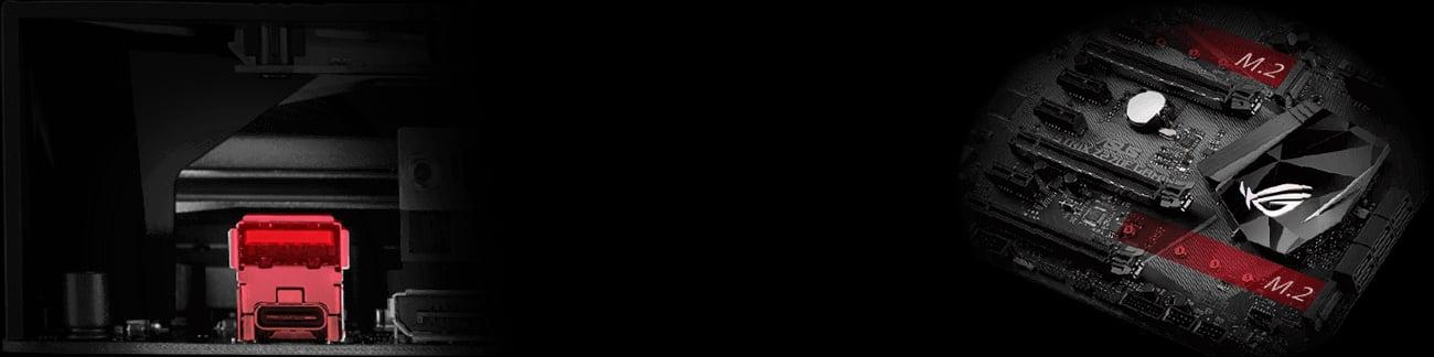 ASUS Z270F GAMING łączność