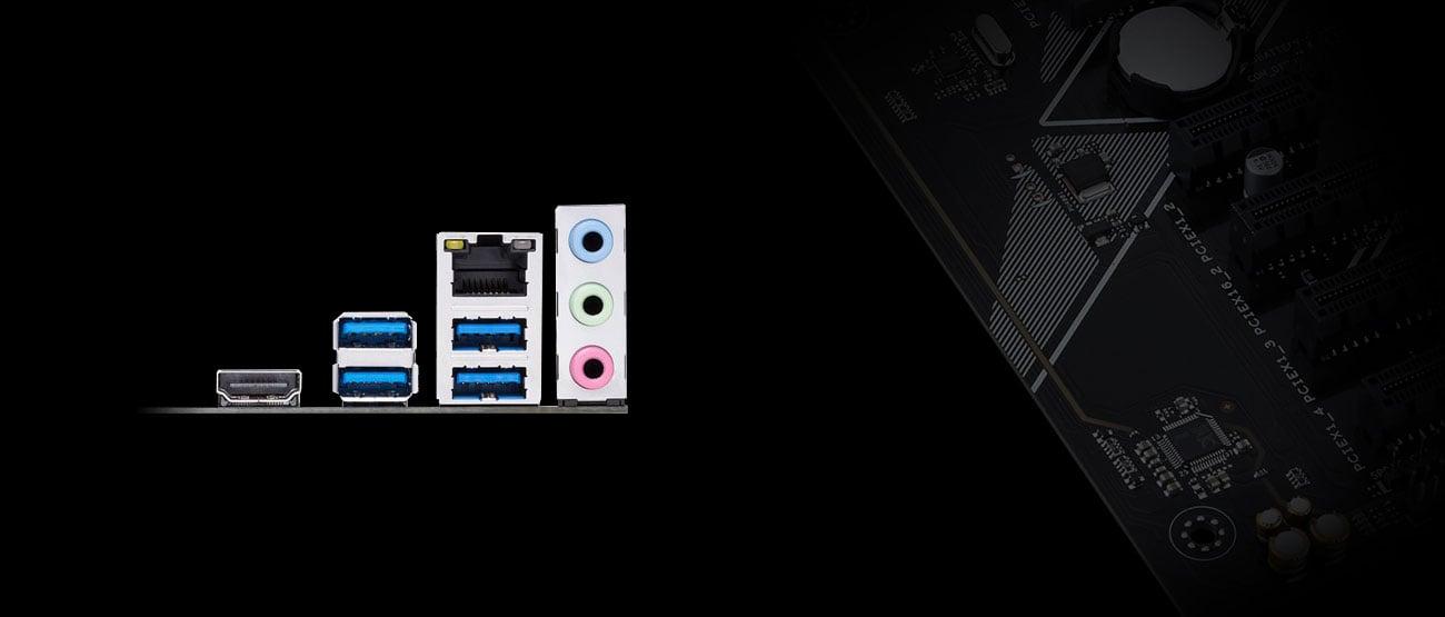 ASUS PRIME Z370-P II Audio