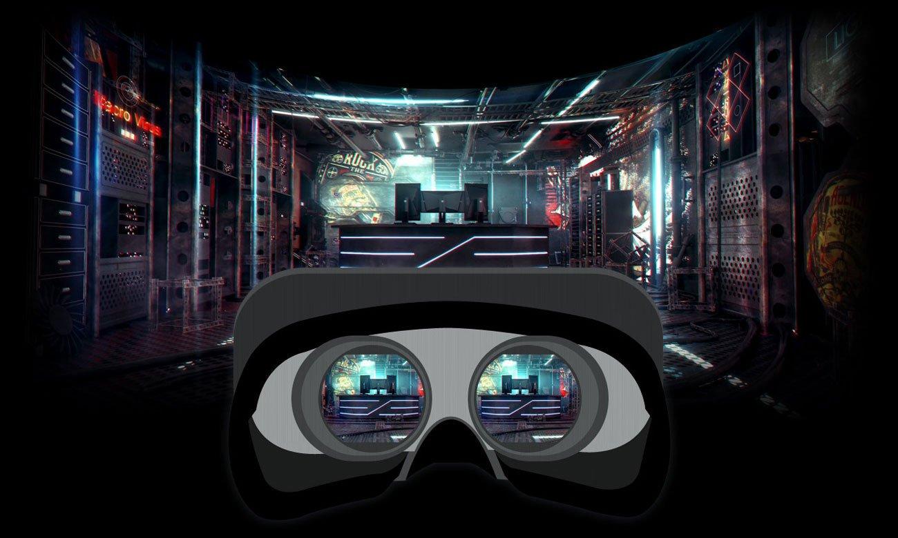 ASUS PRIME Z370-P II Beyond VR Ready