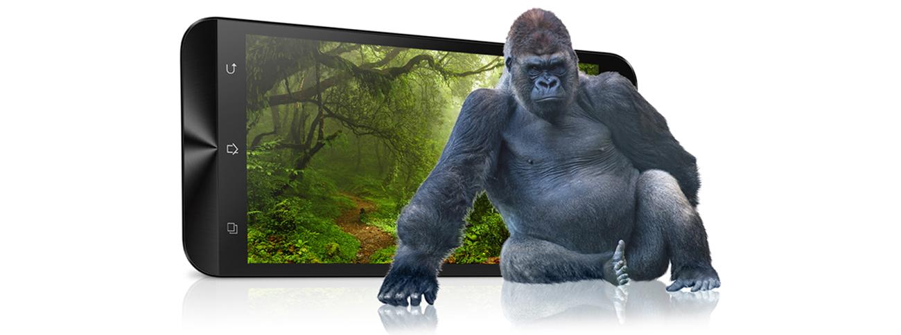 ASUS ZenFone 2 Laser pancerne szkło gorilla Glass 4