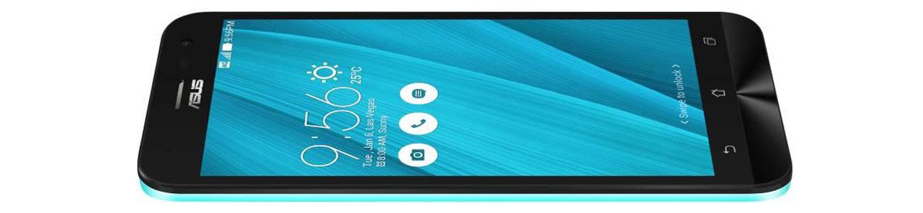 ASUS ZenFone 2 Laser czarny smukła obudowa