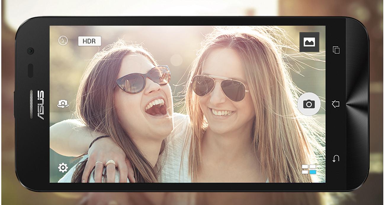 ASUS ZenFone 2 Laser tryb pixelmaster backlit super HDR