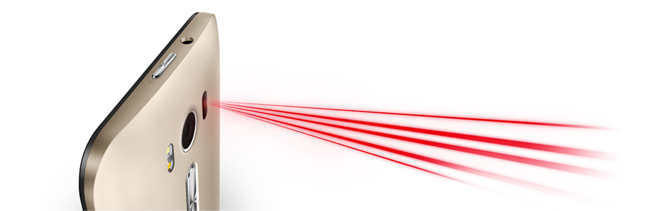 ASUS ZenFone 2 Laser laserowy autofocus