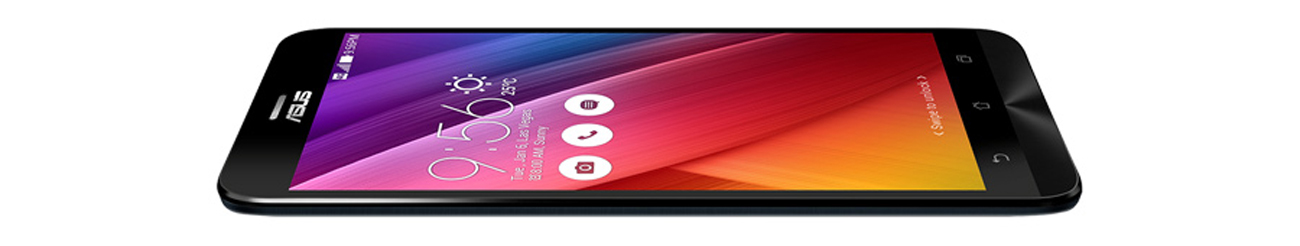 ASUS Zenfone 2 ZE551ML czarnyutrasmukła obudowa