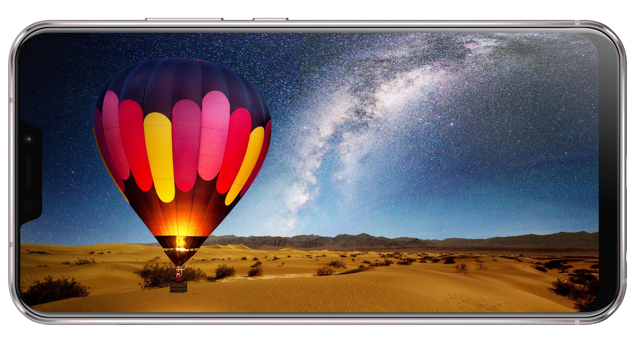 ASUS ZenFone 5z ekran 6,2 full hd+ panramiczny