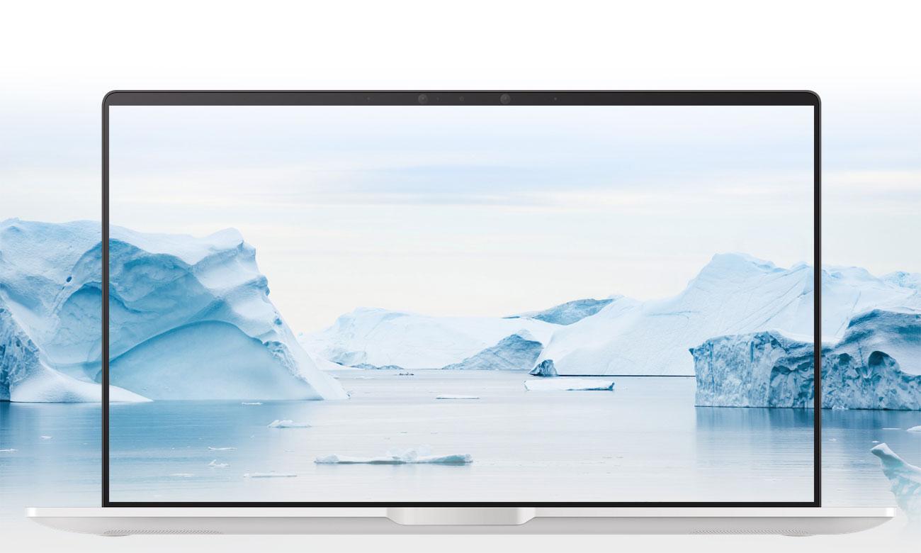 ekran NanoEdge laptopa ZenBook 30