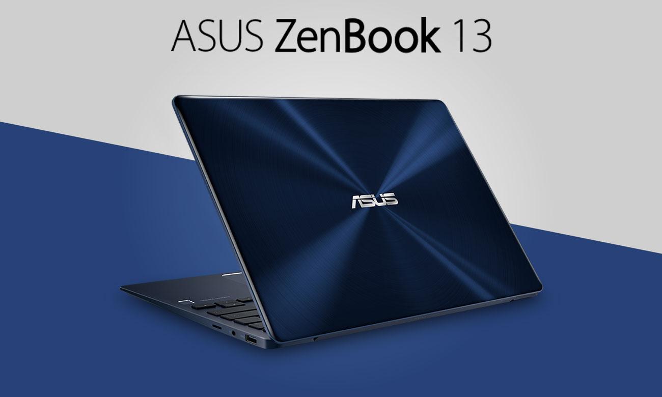 ASUS ZenBook 13 UX331UN Procesor Intel Core i5 ósmej generacji