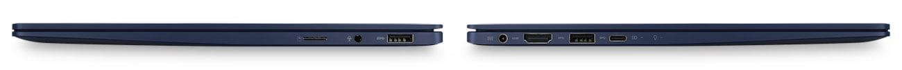 ASUS ZenBook 13 UX331UN Bogate opcje łączności