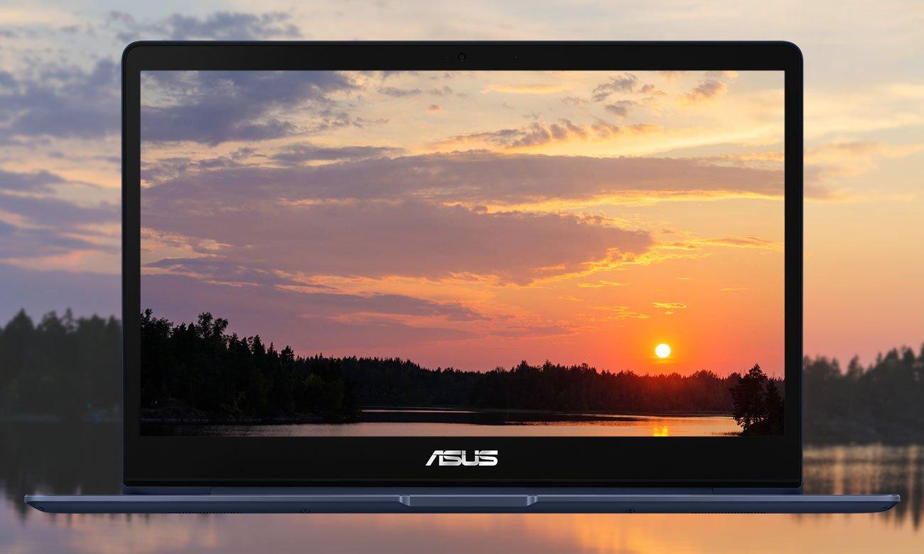ASUS ZenBook 13 UX331UN Smukła ramka NanoEdge