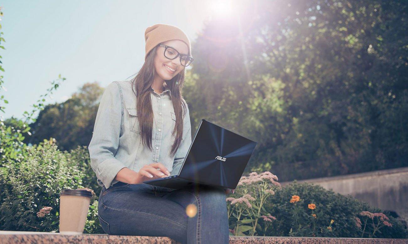 ASUS ZenBook 13 UX331UN Niezwykła mobilność