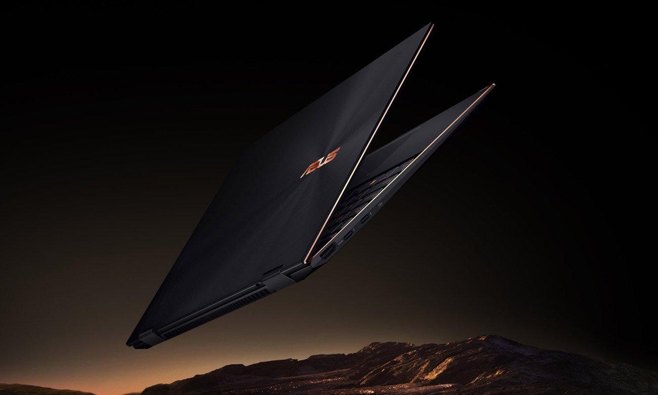 ASUS ZenBook Flip S UX371EA i dźwięk od Harman Kardon