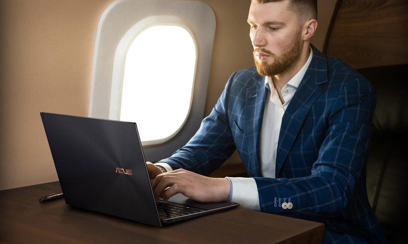 ASUS ZenBook Flip S UX371EA i jego elegancki wygląd
