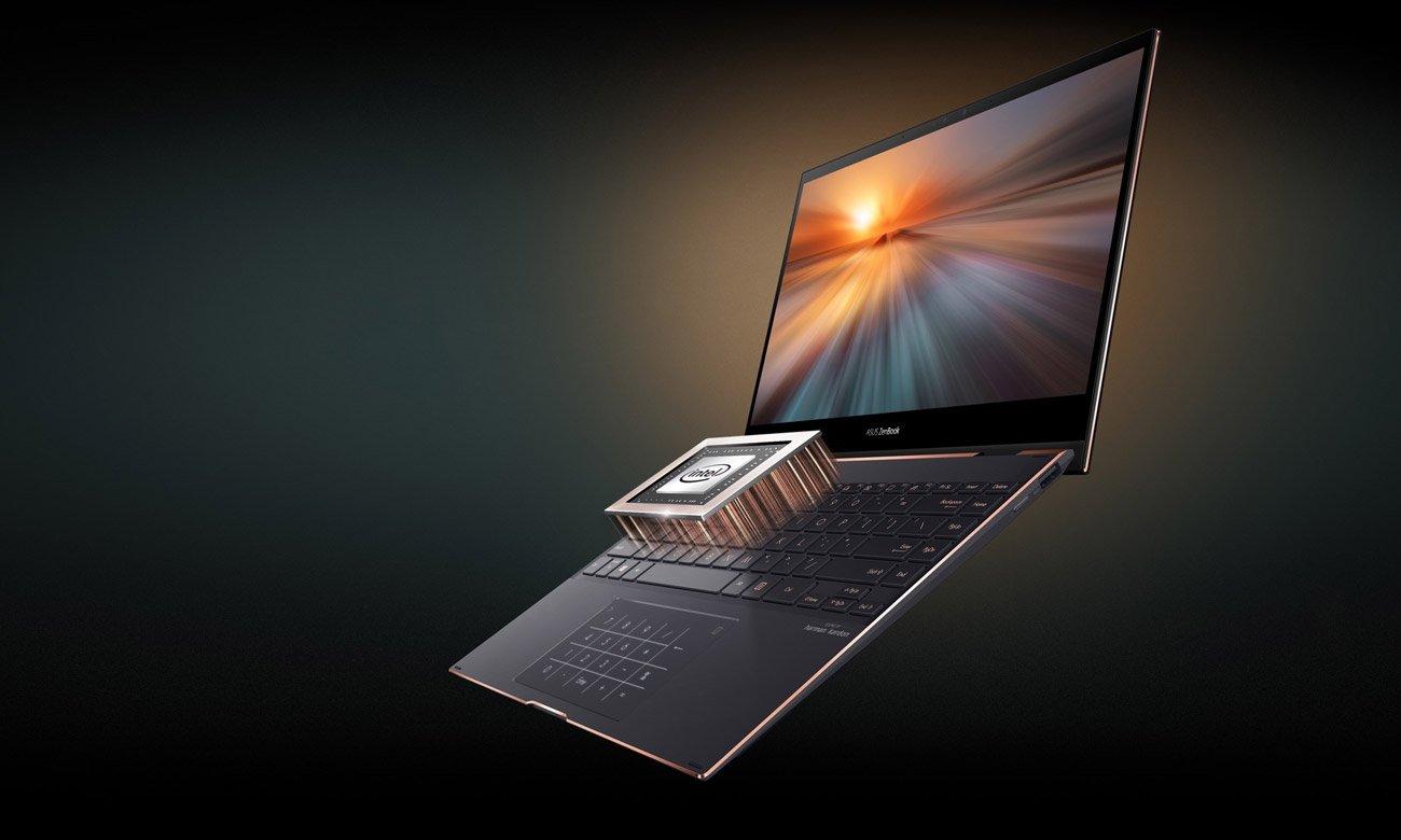 Zawsze gotowy do pracy ASUS ZenBook Flip S UX371EA